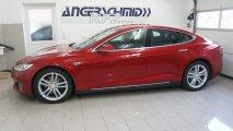 Tesla Model S 70D Seitenansicht L