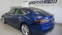 Tesla Model S 90D - Außenansicht LH