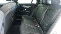 MB GLC 250d Coupe Sitzbank